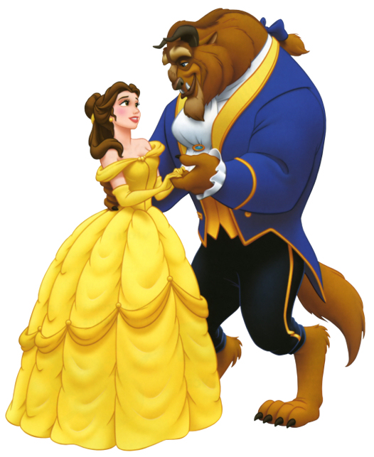 Free Beauty and the Beast Disney Clipart and Disney ...