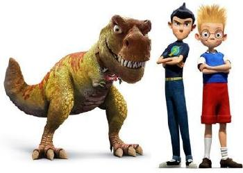 free disney s meet the robinsons clipart and disney animated gifs