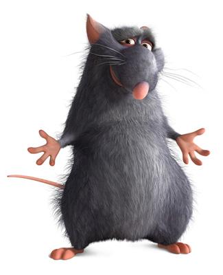 Free Disney's Ratatouille Clipart and Disney Animated Gifs ...