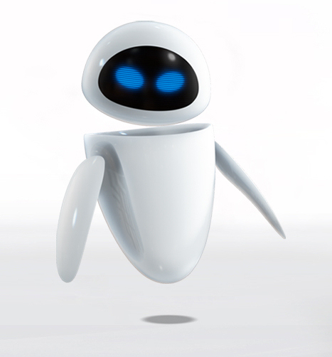 Wall E Cartoon Characters : Free disney s wall e clipart and animated gifs