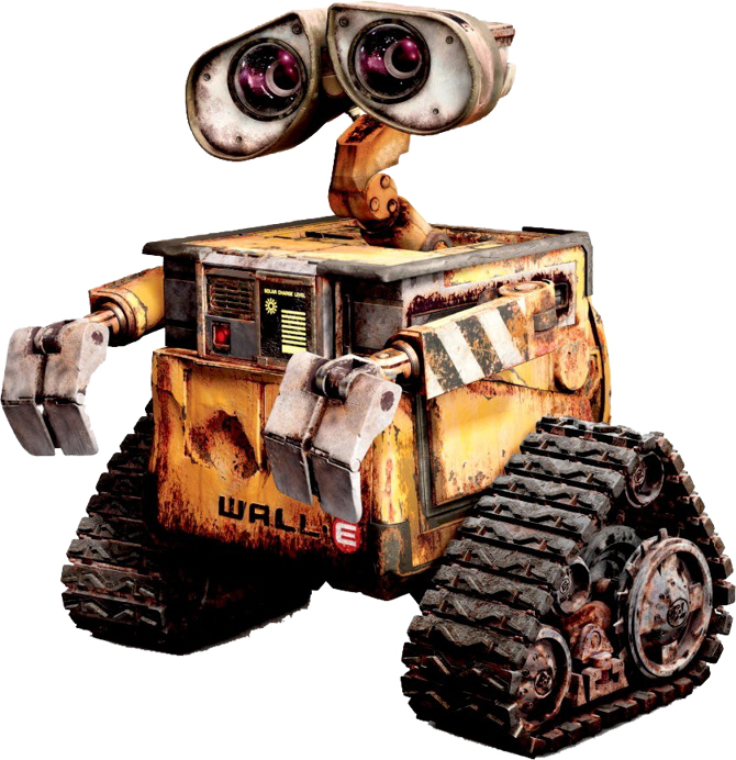 Wall E Cartoon Characters : Wall e imagui