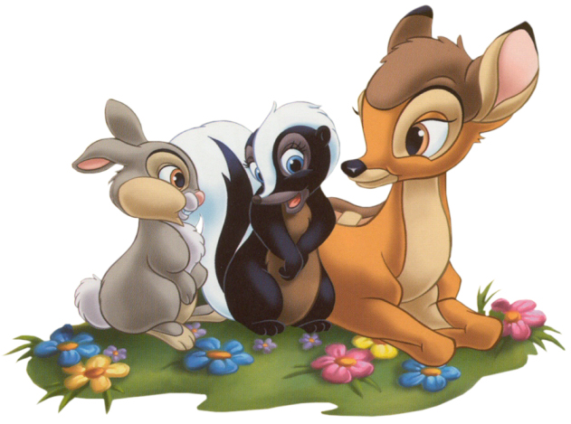 disney clipart thumper - photo #33