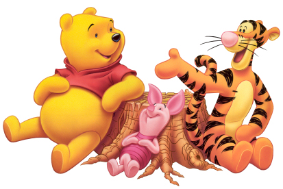 free disney s winnie the pooh and friends clipart and disney