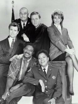The Night Court Crew