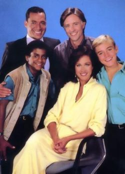 Silver Spoons' Cast