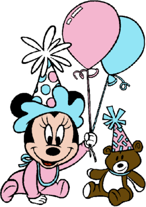 babies clipart. Disney Birthday Clip art and