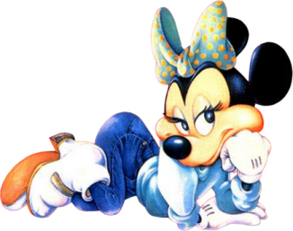 Disney Vintage Minnie