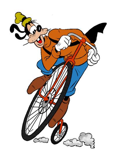Goofy Bike