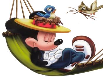 Mickey Mouse Hamock