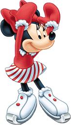Minnie Winter Skater