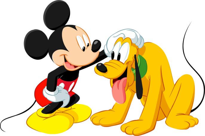 Pluto Mickey