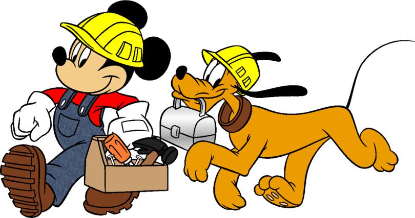 Pluto Mickey2