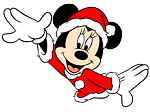 kt Christmas Minnie mouse