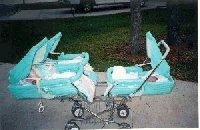 Triplet Stroller